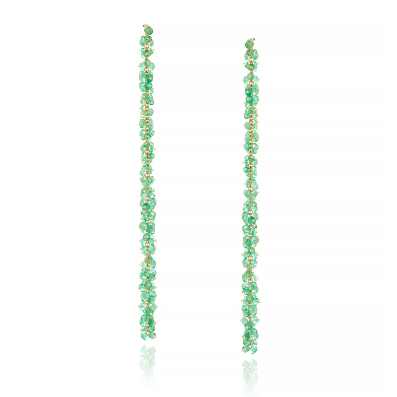 MOYA smaragd shoulderduster