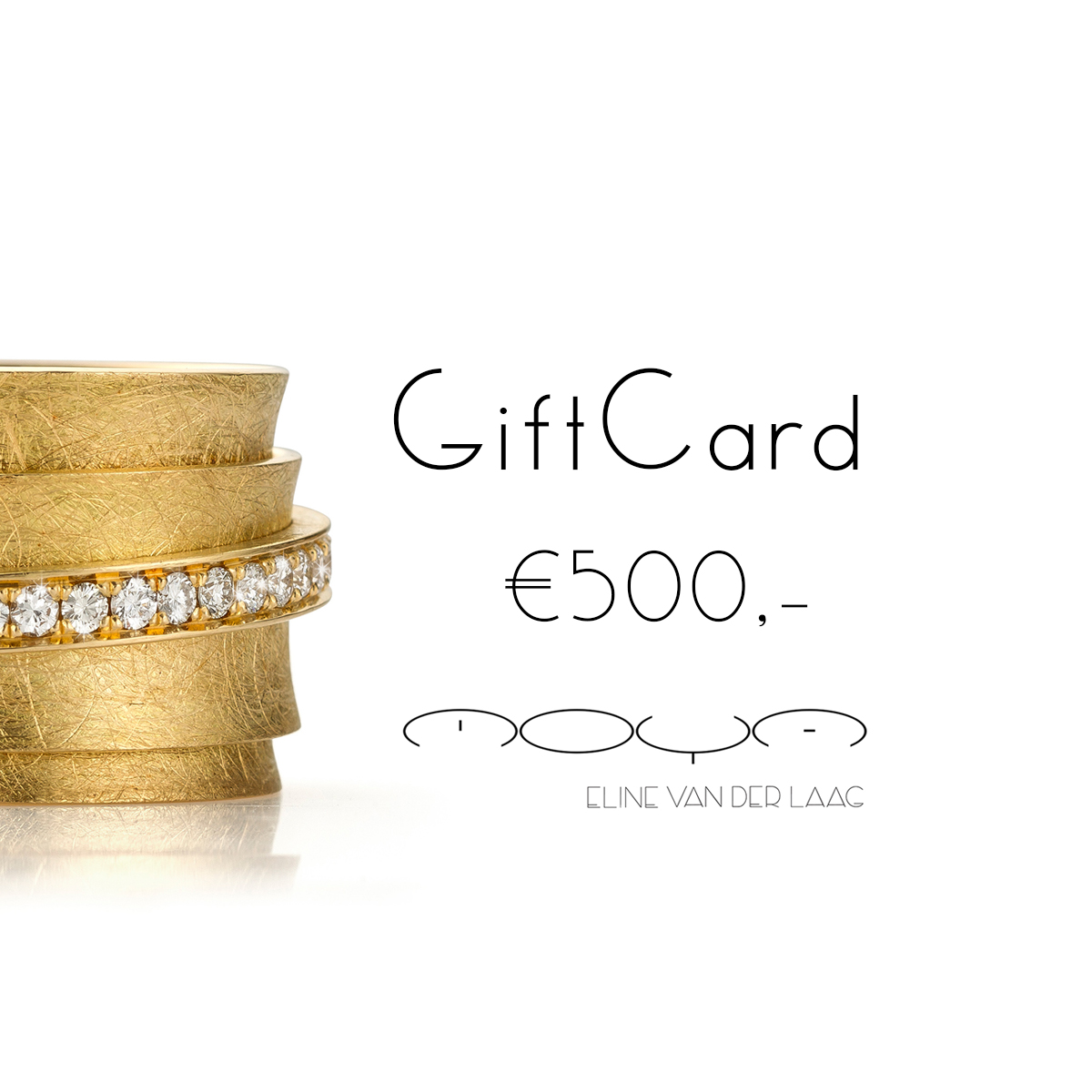 MOYA gift card 500